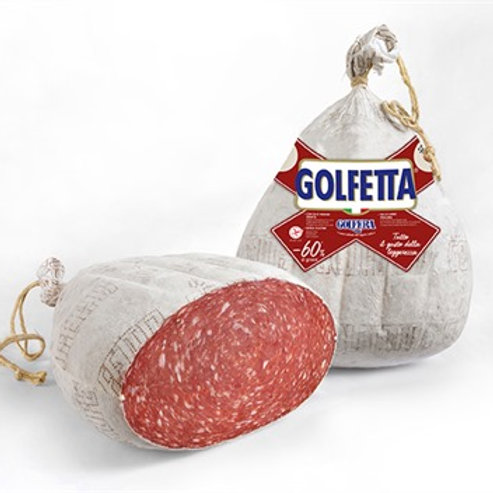 SALAMI IL GOLFETTA                               0.250KG