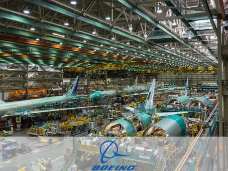 Boeing Raises $25 Billion to Help Them Through the Pandemic
