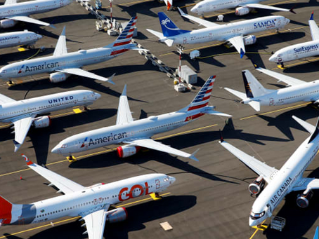 The Airline Industry's Collision with Covid-19