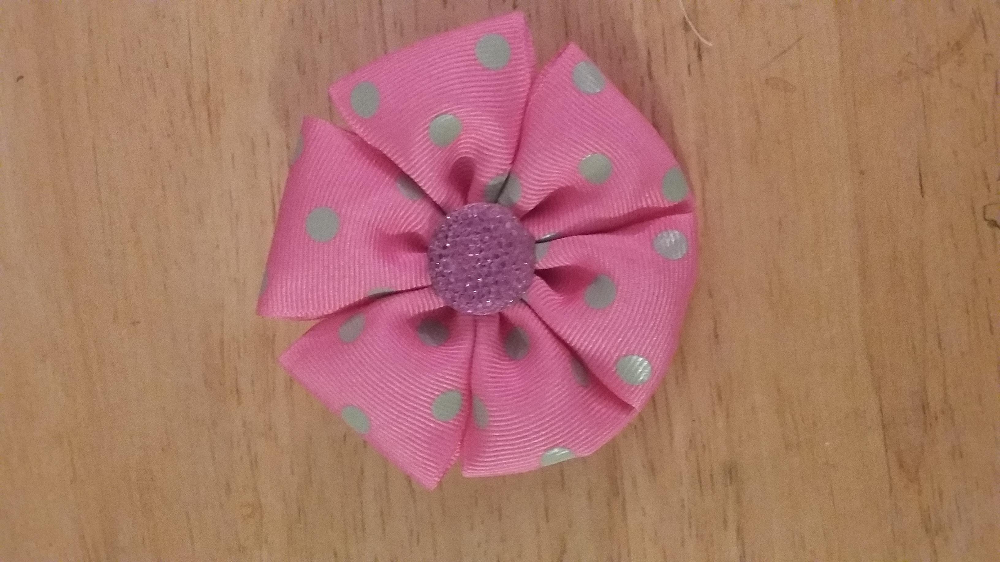 polka dot blossom