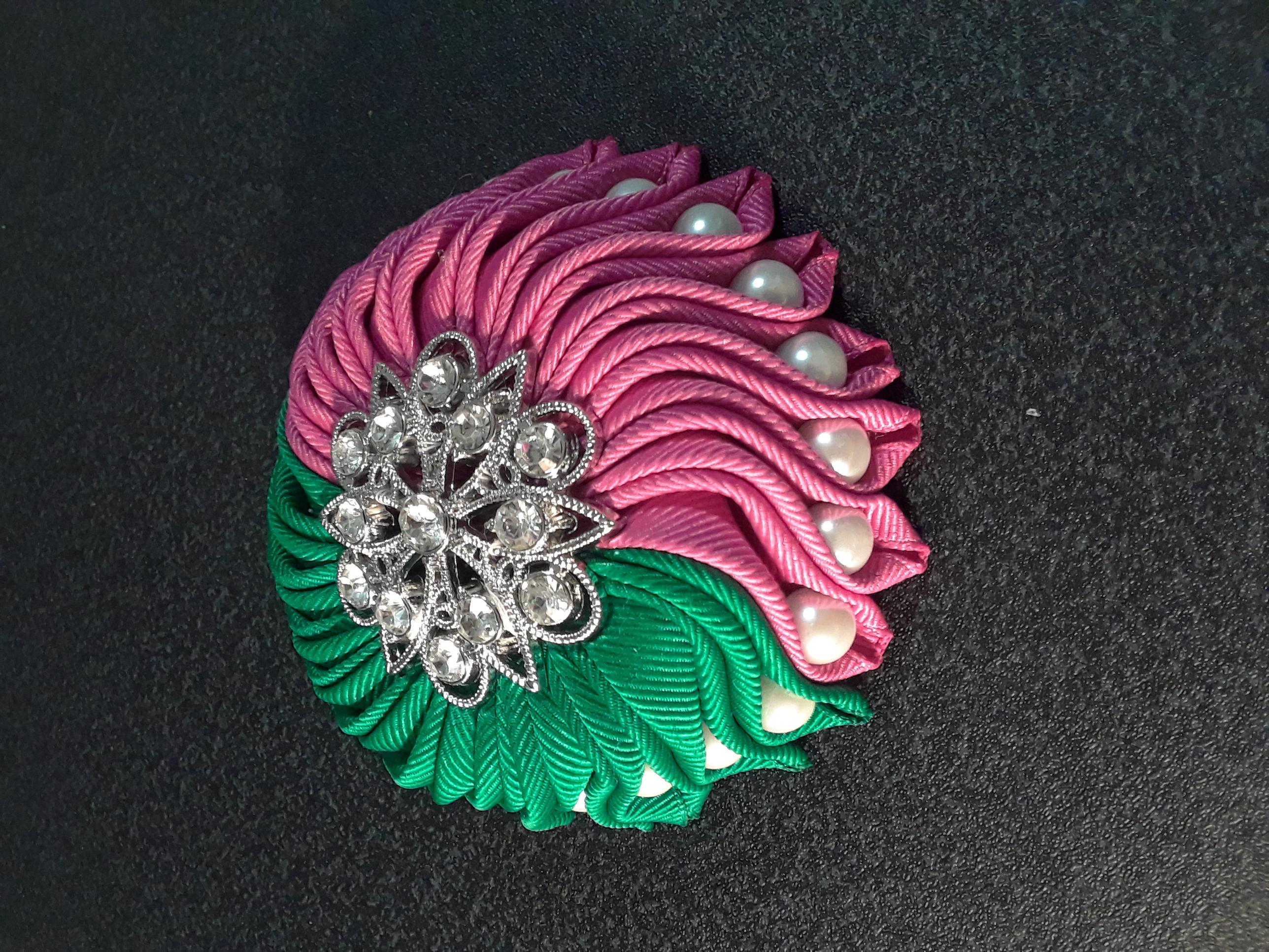 half P/G Queen spiral