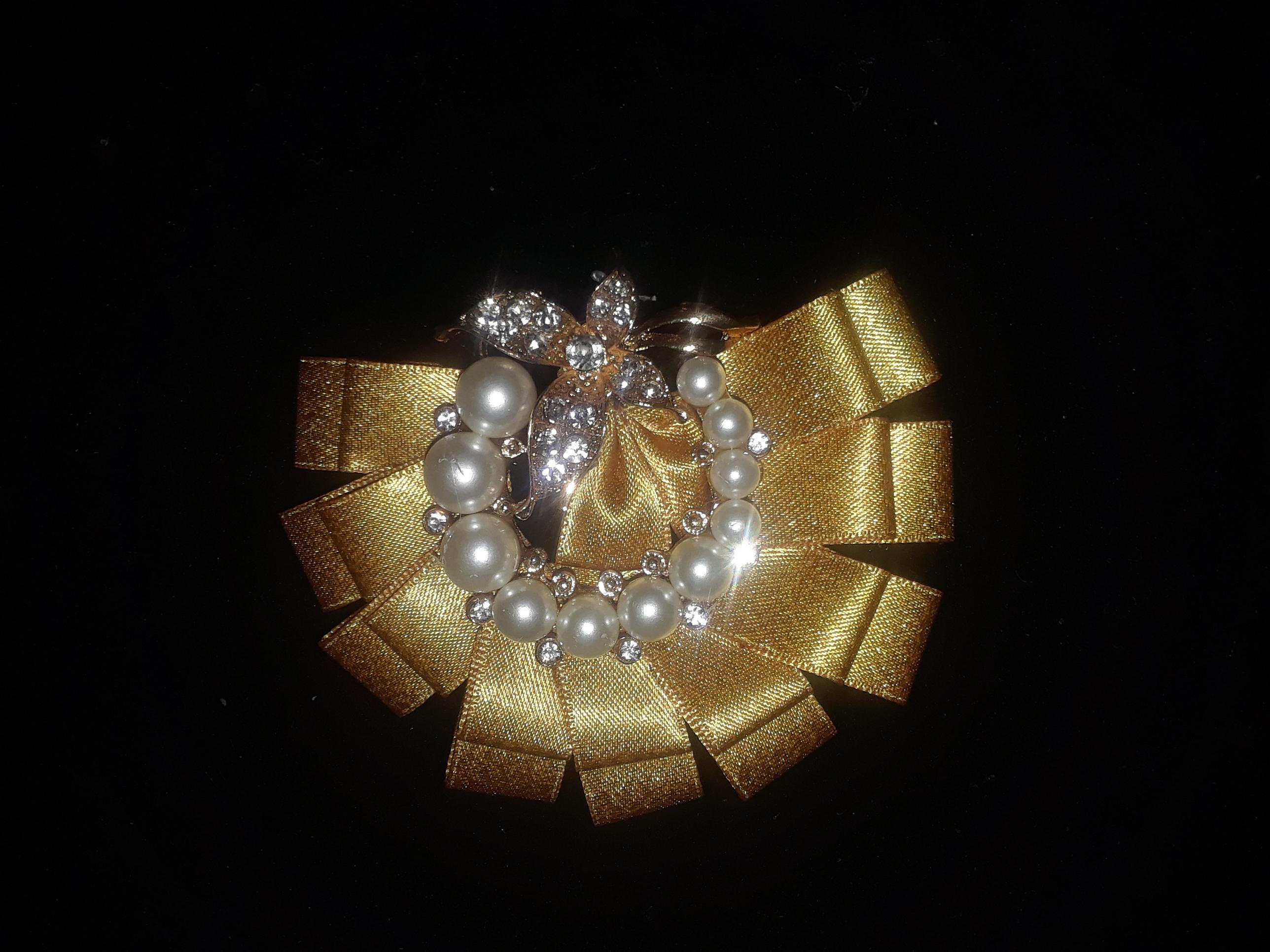 1st lady gold