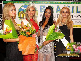 International Summer Beauty Pageant for charity.