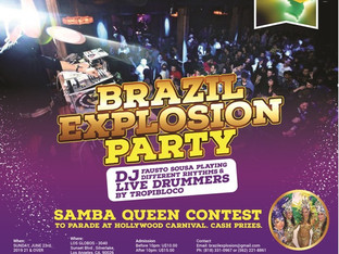 Brazil Explosion Party