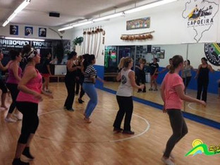 Samba-Robics - Learn to Samba with Valeria Trindade