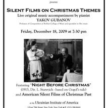 Christmas Silents