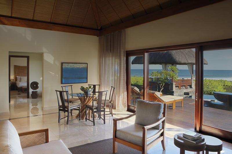 Oceanview Double Suite