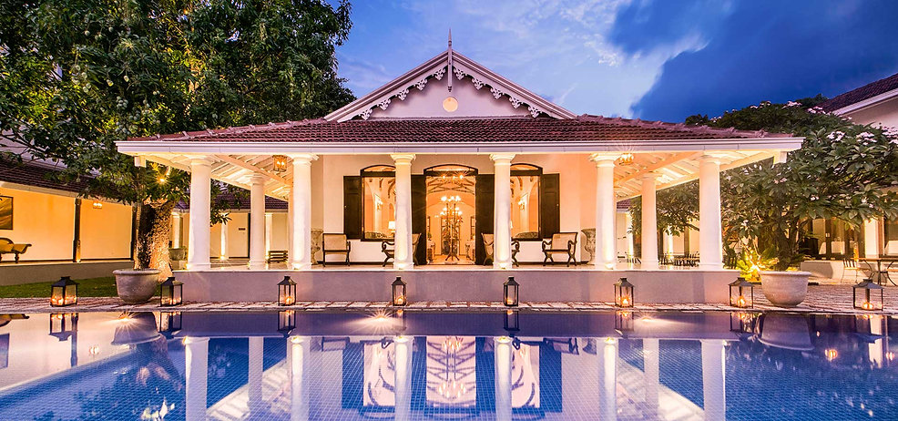 Residence by Uga Escapes SRI LANKA COLOMBO THE PEAKS LUXURY HOTEL