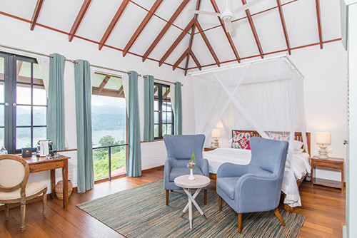 Camellia Bedroom