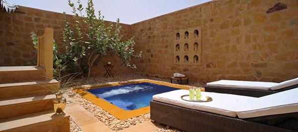 Luxury Pool Tent