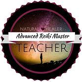 Natural Healer Advnced Reiki Master Teac