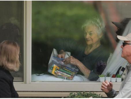 Nursing Homes: Visitor Guidelines