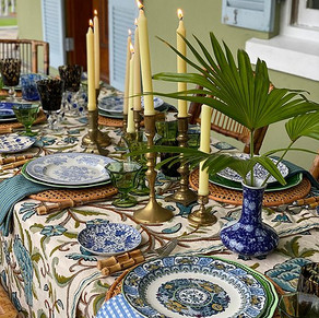 INSPIRATION - Pinterest Delivery 3 - 4 weeks  Cotton tablecloths recommend that they be washed by hand in cold water with a mild detergent