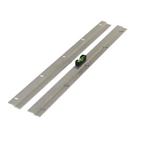 Z BAR FOR WALL PANELS