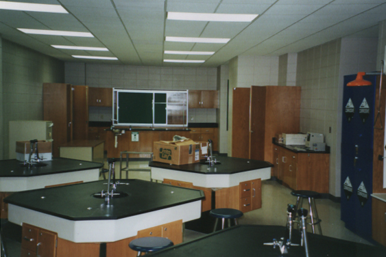 High School Lab Renovation