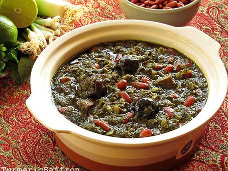 Gourmet Sabzi: The World of Iranian Food Blogging