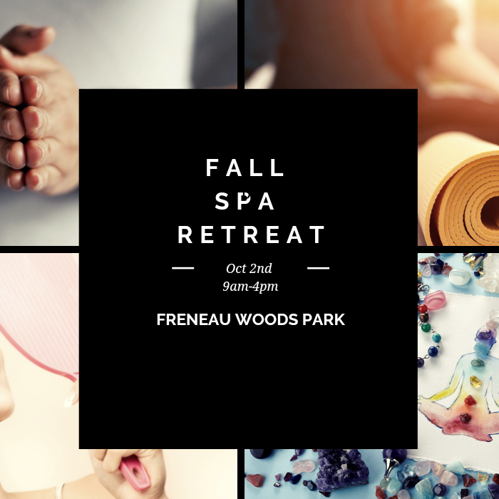 Fall Spa Retreat