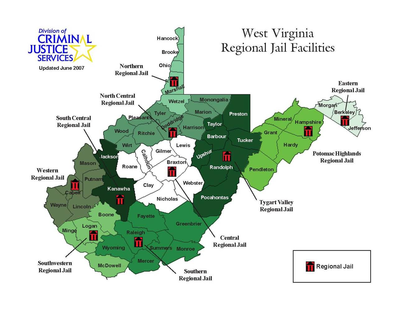 Regional Jail Authority