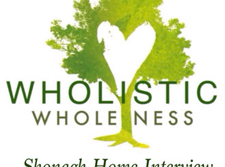 """""""Food as Medicine"""" Wholistic Wholeness Podcast"""