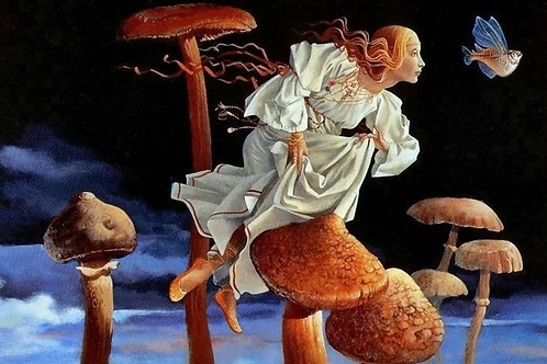 Visionary Mushroom Practicum