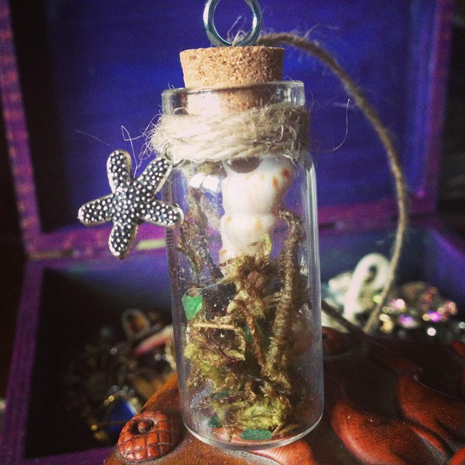 Wish Bottle Craft