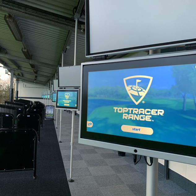 Penrith Golf Hub with Toptracer