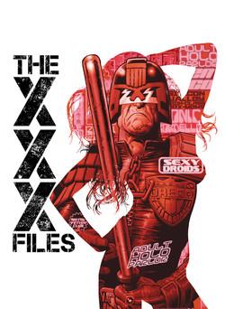 Judge Dredd The XXX Files Flat