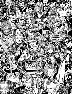 2000ad the leftovers