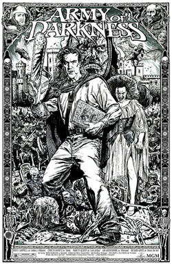 Army of Darkness rough 04