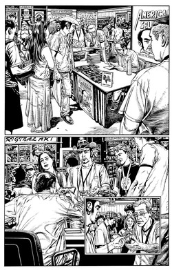 American Splendor Page 1