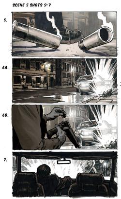 Scene 5 shots 5-7