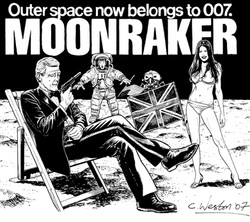Moonraker art