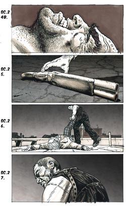 Scene 2, 3 and 4 B
