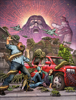 Weston Indigo Prime cover