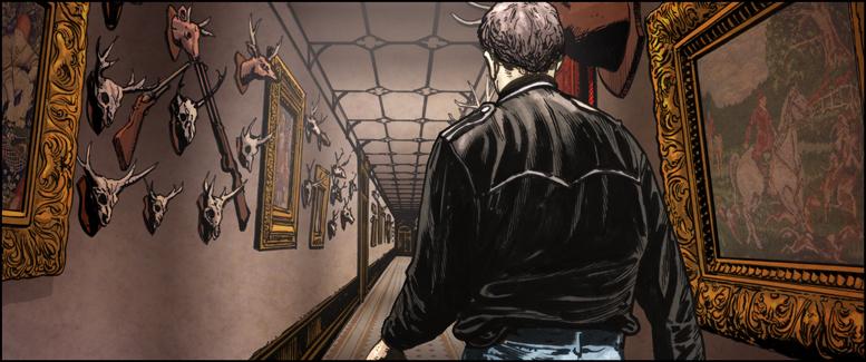 Jaeger Corridoor scene 02B colour