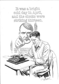 Chris Weston - George Orwell (LSCC 2013)