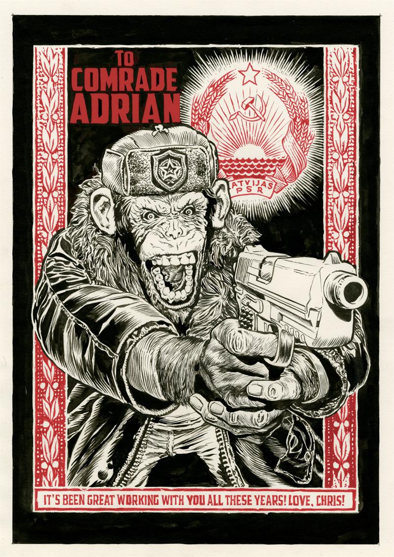 Adrian Card