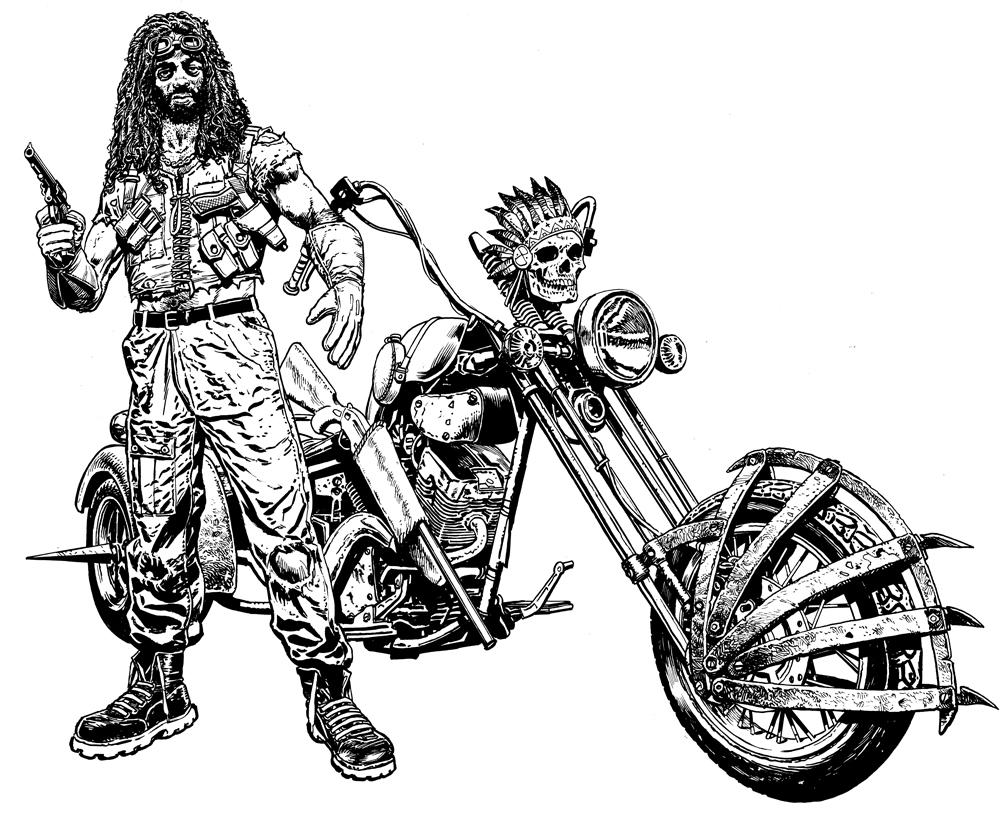 Rasta Rider v3
