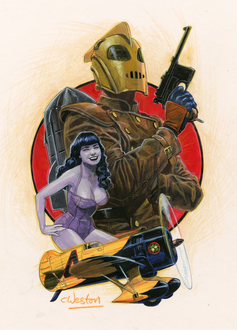 Rocketeer Portsmouth