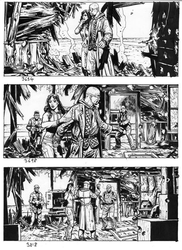 Scene 86 storyboards 14