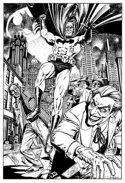 Sean's Batman Commission