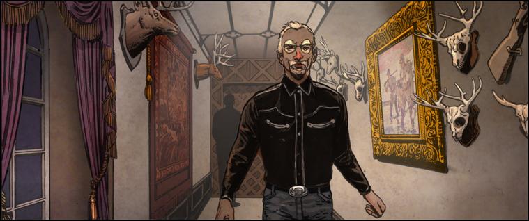 Jaeger Corridoor scene 01A colour