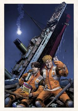 Chrononauts Cover
