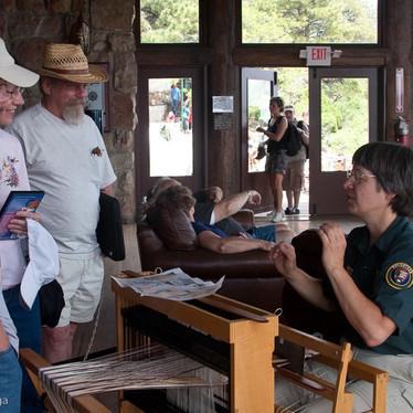 Grand Canyon artist residency