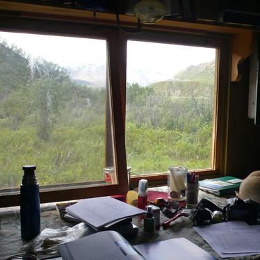 Denali National Park & Preserve artist residency