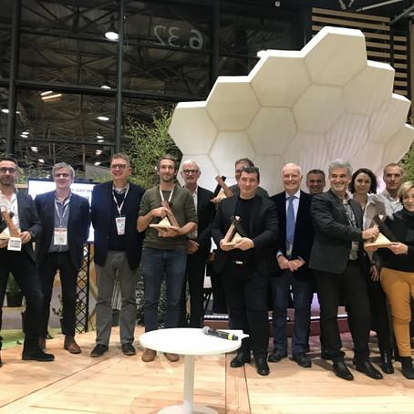 Résultats Concours « Construire en pierre naturelle » 2019