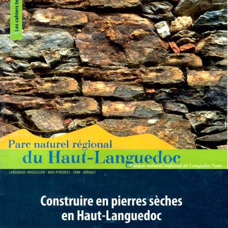 Stages pierre sèche, PNR Haut Languedoc