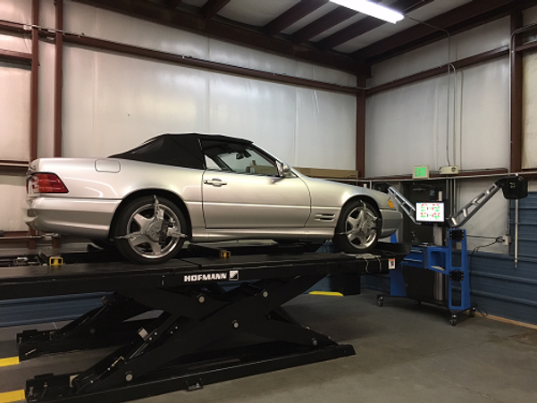 Auto Repair Colorado Springs 80907 Alignment