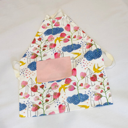 Creative Kids Apron - Crystals in My Heart