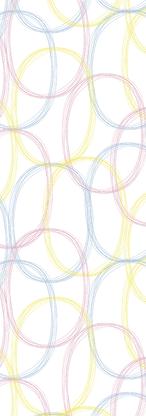 3 Colours Australian Swirls